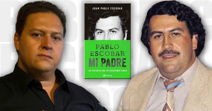 Juan Pablo Escobar Libro