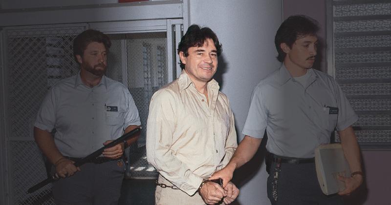 Carlos Lehder extraditado