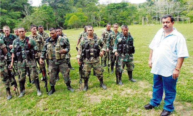 Don berna y las autodefensas unidas de colombia