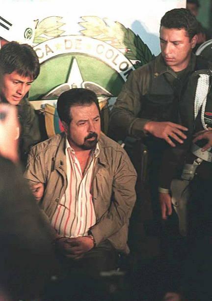 Gilberto Rodriguez capturado
