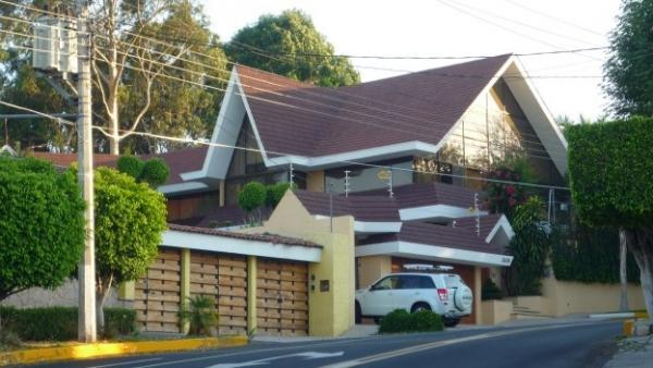 casa de Ignacio Coronel Villarreal