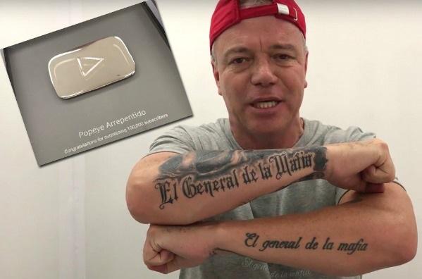 Popeye el youtuber