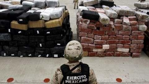 Causas del narcotráfico en mexico
