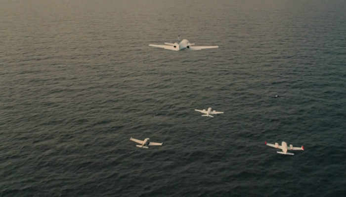 flota de aviones