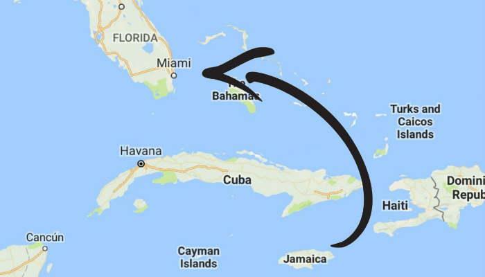 jamaica a miami